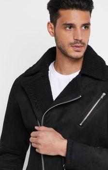 Куртка JACK&JONES Чёрный 12158426