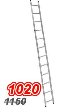 купить ASCARA. VHR TK 1x12(3,27м) Лестница Алюм.  односторонняя в Кишинёве