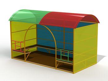 купить Павильон с поликарбонатом PTP 038-02 в Кишинёве