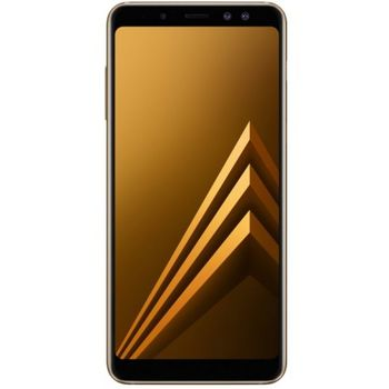 купить Samsung A730FD Galaxy A8 Plus Duos (2018), Gold в Кишинёве