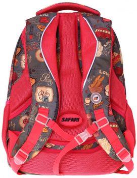 """Школьный рюкзак """"Paris"""" Safari I розовый"""