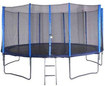 Батут (сетка + лестница) d=3.66 м  (макс. 150 кг) Spartan 981 (3691) (под заказ)