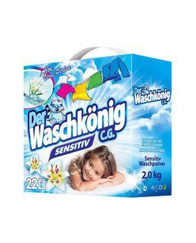 купить Стиральный порошок Der Waschkonig Sensitiv 2 кг в Кишинёве