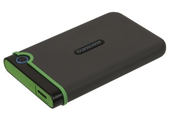 "купить 1.0TB (USB3.1) 2.5"" Transcend ""StoreJet 25M3S"" Slim, Iron Gray, Rubber Anti-Shock, OT Backup в Кишинёве"