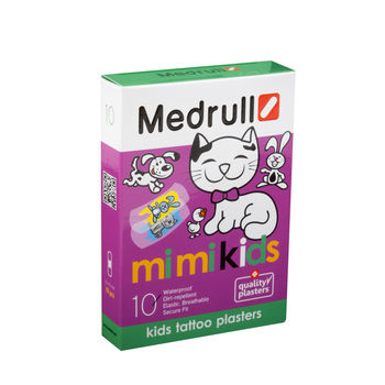 cumpără Set emplastru copii Mimi Kids N10 în Chișinău