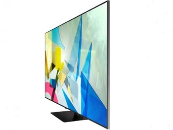 "65"" TV Samsung QE65Q80TAUXUA, Black (SMART TV)"