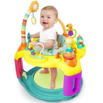 купить Игровой развивающий центр Bright Starts Springin' Safari Bounce-A-Round в Кишинёве
