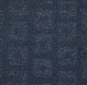 купить Ковровое покрытие Victoria 897 Midnight blue в Кишинёве