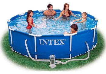 купить Intex Бассейн каркасный,305x76 cm в Кишинёве