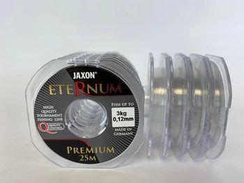 Леска Jaxon ETERNUM Premium 25м 0.12мм