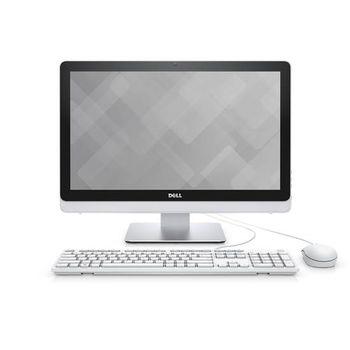 """AIl-in-One PC - 21,5"""" DELL lnspiron 3264 FHD IPS, lntel® Core® i3-7100U (Dual Core, 2.40GHz, 3MB), 4GB DDR4 RAM, 1TB HDD, DVD-RW, GeForce® 920MX 2GB DDR5 Graphics, HD Webcam, Wi-Fi-AC/BT4.0, USB KB&MS, Ubuntu, White"""