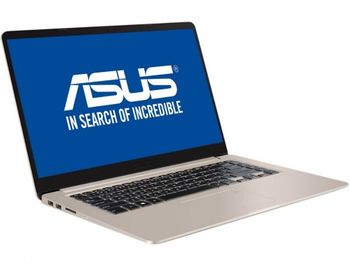 "купить ASUS 15.6"" S510UA Gold (Core i3-8130U 4Gb 1Tb) в Кишинёве"