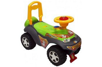 Alexis Baby Mix UR-7600 Машина детская зелёная