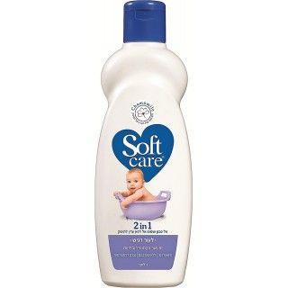 cumpără 23.26 Solutia pentru baie 2in1 pentru par si corp Soft care 500 ml în Chișinău