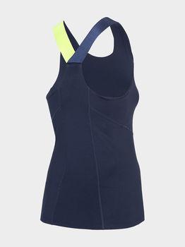 купить Майка H4L21-TSDF018 WOMEN-S FUNCTIONAL T-SHIRT DARK BLUE в Кишинёве