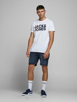 Шорты JACK&JONES Темно синий 12166862 jack jones.