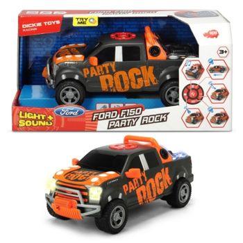 купить Dickie Внедорожник Ford F-150 Party Rock, 29 см в Кишинёве