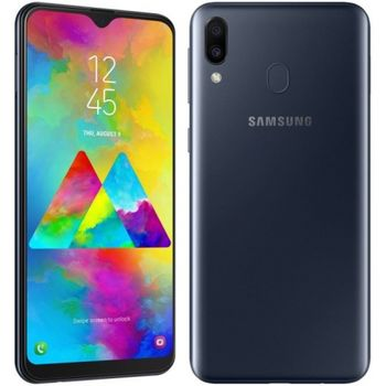 купить Samsung Galaxy M20 2019 3/32Gb Duos (SM-M205),Black в Кишинёве