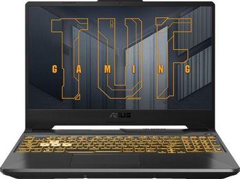 """купить 15.6"""" ASUS TUF Gaming A15 FA506QM, AMD Ryzen 7 5800H 3.2-4.4GHz/16GB DDR4/M.2 NVMe 512GB SSD/GeForce RTX3060 6GB GDDR6/WiFi 6 802.11ax/BT5.1/USB Type C/HDMI/Backlit RGB Keyboard/15.6"""" FHD IPS LED-backlit 144Hz (1920x1080)/NoOS в Кишинёве"""
