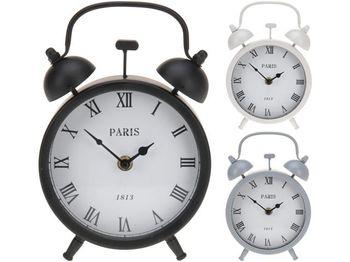 купить Часы-будильник настольные 15Х23.5cm, металл в Кишинёве