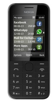 Nokia 208 Black