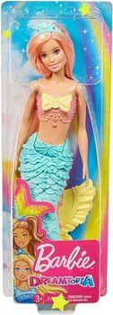 """Papusa Barbie """"Sirena mica din Dreamtopia"""", cod FXT08"""