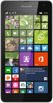 купить Microsoft Lumia 535 Black в Кишинёве
