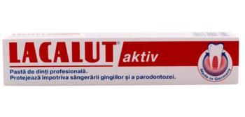 cumpără Lacalut Pastă de dinți Active, 50 ml în Chișinău