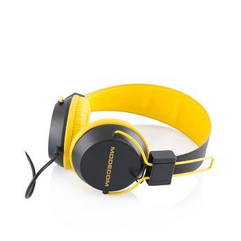 Наушники MODECOM MC-400 Circit Yellow