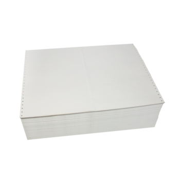 Бумага перфорированная 420 мм 500м