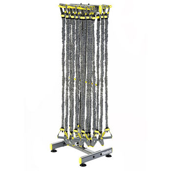 Стойка для эспандеров Reebok Power Tube Rack RSRK-TB (4982)