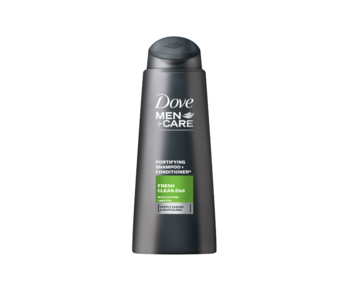 Шампунь Dove Men Fresh Clean 2in1, 250 мл