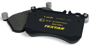 Тормозные колодки TEXTAR