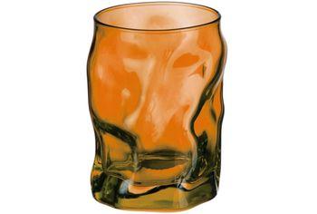 Стакан для воды Sorgente 300ml, оранжевый