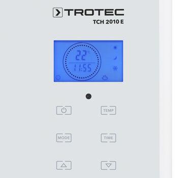 купить Конвектор стеклянный TROTEC TCH 2010 E в Кишинёве