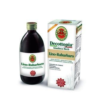 cumpără Decottopia Lino-Rabarbaro 500ml sol. N1 în Chișinău