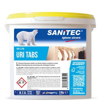 BIO URI-TABS Таблетки для писсуаров 1,1 кг/50 шт