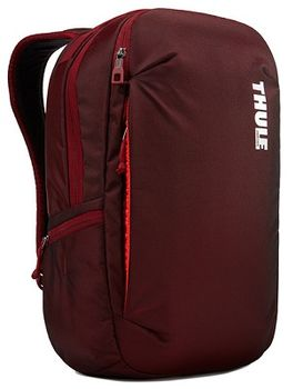 "15.6"" NB Backpack  THULE - Subterra 23L, Ember (Red), Safe-zone, 800D nylon, Dimensions: 31 x 22 x 50 cm, Weight 1 kg, Volume 23L"