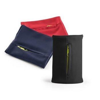 купить Напульсник спортивный с карманом на молнией 99023 (119) в Кишинёве