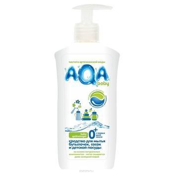 Mijloace de spalat vase pentru copii Aqa Baby 500 ml