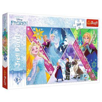 """Пазлы """"260"""" - """"Magic memories / Disney Frozen"""", код 41609"""