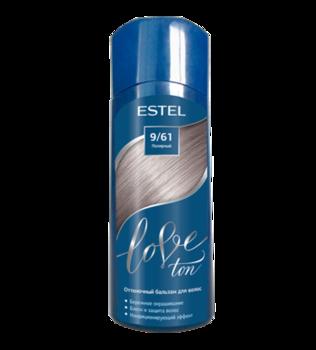 Оттеночный бальзам, ESTEL Love Ton, 150 мл., 9/61 - Полярный