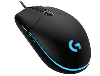 Logitech G102 Prodigy Black Gaming Mouse, USB, 910-004939 (mouse/мышь)