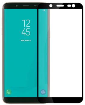 Защитное стекло Cover'X для Samsung J8 2018 3D (full covered)