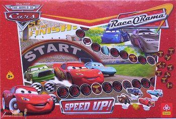 "00565 Trefl ""Game"" - Speed up! (multilanguage version) / Disney"