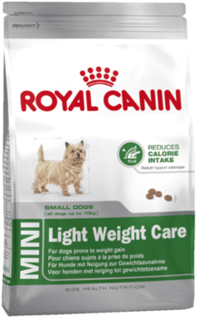 купить Royal Canin MINI LIGHT WEIGHT CARE 2kg в Кишинёве