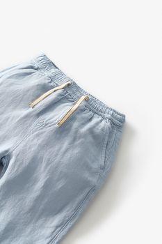 Pantaloni ZARA Albastru deschis 8574/522/406
