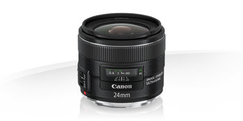 купить Prime Lens Canon EF 24mm f/2.8 IS USM в Кишинёве