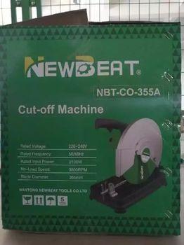 купить Дисковая стационарная пила Newbeat NBT-CO-355A в Кишинёве