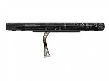 Battery Acer Aspire E5-522 E5-532 E5-532 Extensa 2510 2511 2520 AL15A32 14.8V 2500mAh Black Original
